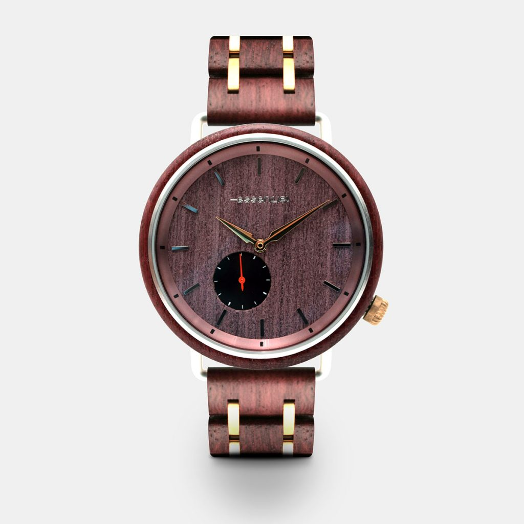 Montre Iconic Red